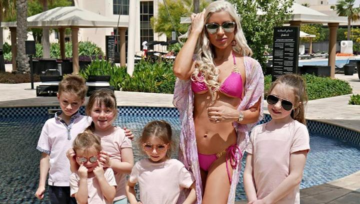 В Британии мать пяти детей стала красоткой, сбросив 115 килограммов