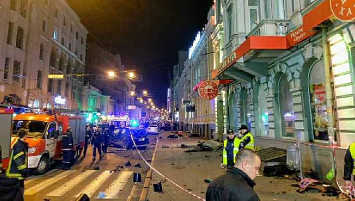 К смертельному ДТП в Харькове может быть причастен сотрудник СБУ