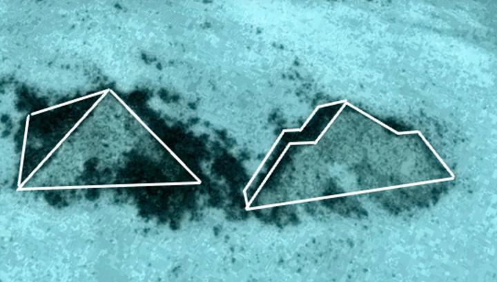 У побережья Флориды нашли две подводные пирамиды
