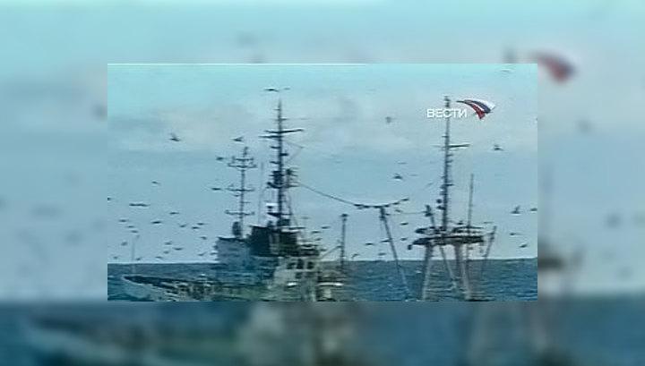 рыболовное судно фильм