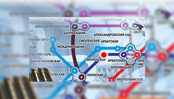 смоленск метро график работы
