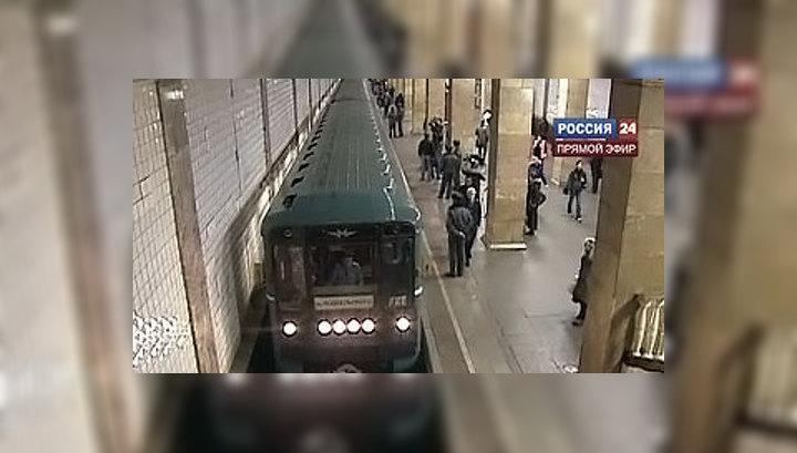 Лубянка на схеме метро