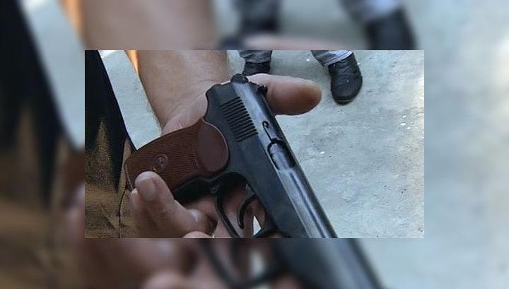 Пьяный пассажир ранил охранников МЦК из травматического пистолета