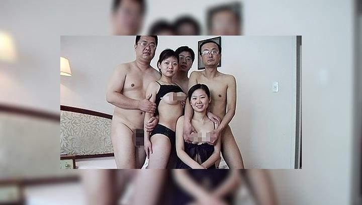 Групповой секс с китайцами фото 739-459