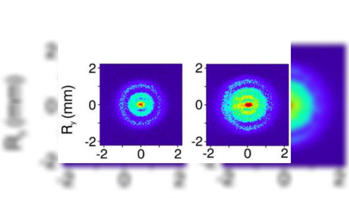 фото атома водорода сделанного японцами