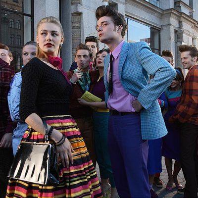 Москвичи в костюмах стиляг смогут сняться в кино на День города