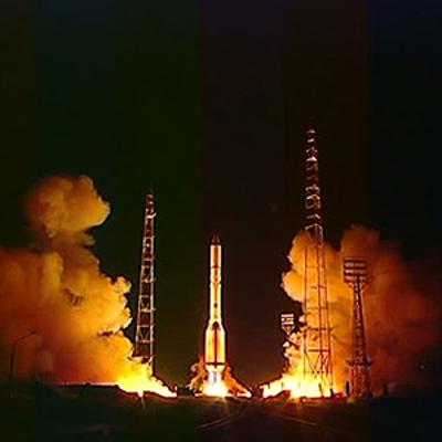 В Якутии нашли фрагмент запущенной с Восточного ракеты «Союз»