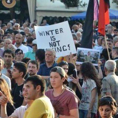 В центре Еревана начался очередной митинг оппозиции