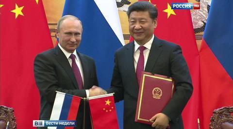 Путин и Си решили руководствоваться духом стратегического взаимодействия