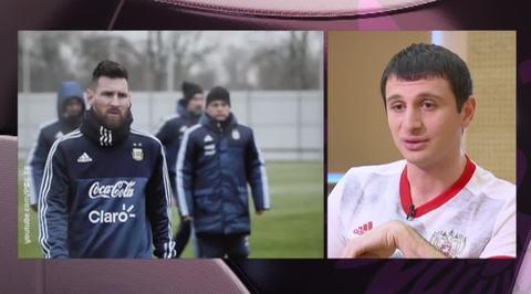 Футбол России. Алан Дзагоев