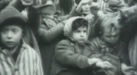 Узники Освенцима помнят, кто их освободил