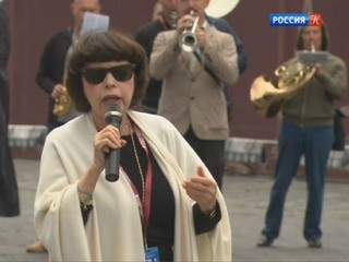 На Красной площади прошли репетиции выступлений участников фестиваля