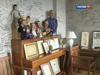 В Театре на Таганке устроят виртуальный тур по кабинету Юрия Любимова