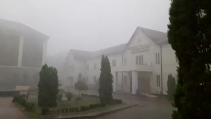 Кадыров создал оперативный штаб поликвидации последствий непогоды вГрозном
