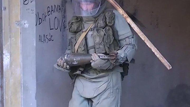 Сирия. Найдены новые доказательства применения боевиками химоружия От roni-elman