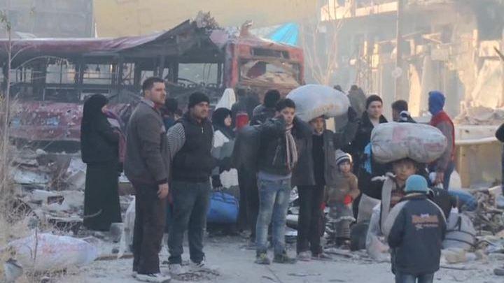 Россия удивлена, что международные организации не помогают жителям освобожденного Алеппо