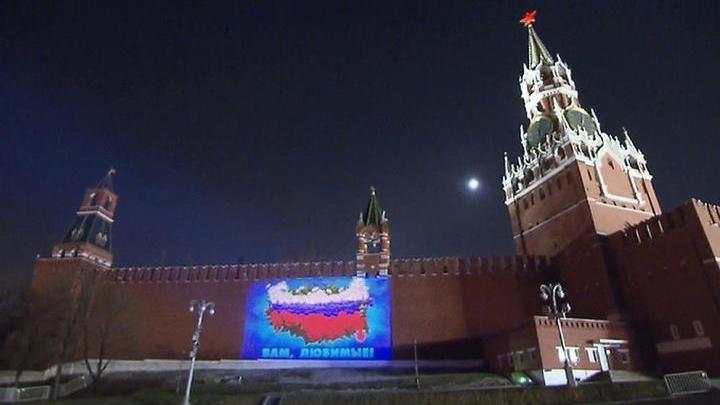 Президент поздравил русских женщин сМеждународным дамским днем