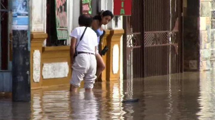 Эль-Ниньо утопил целый город в Перу