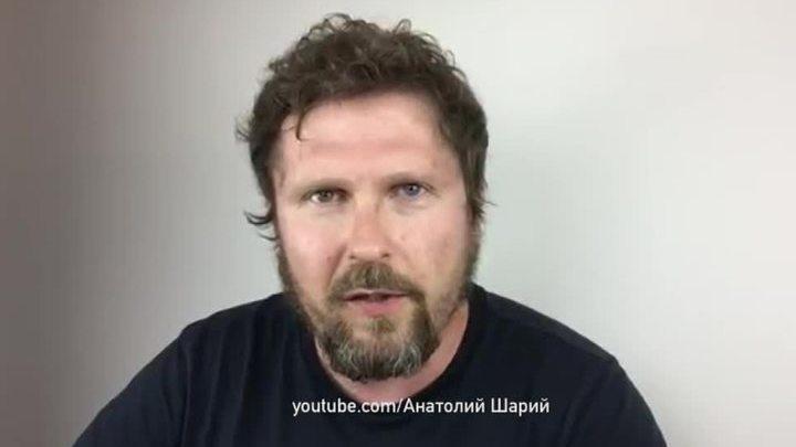 Шарий обозвал корреспондентов из Украины обезьянами в клетке
