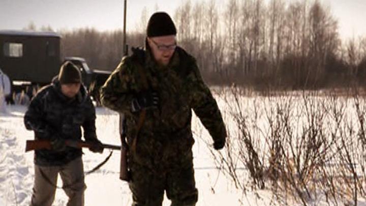 охота и рыбалка тест-драйв
