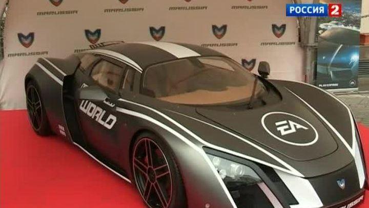 Marussia B2: цена, технические характеристики, фото