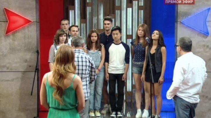 Конкурс певцов на канале россия