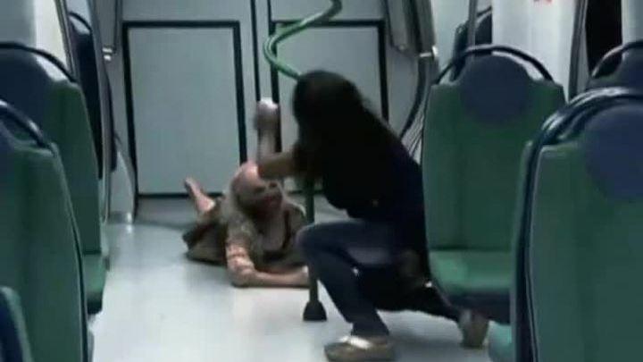 видеофото скрытой камерой в метро
