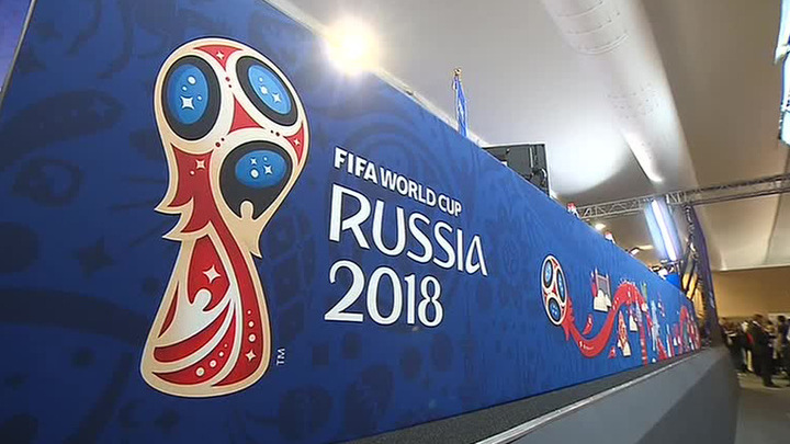 Чемпионат по футболу 2018 открытие