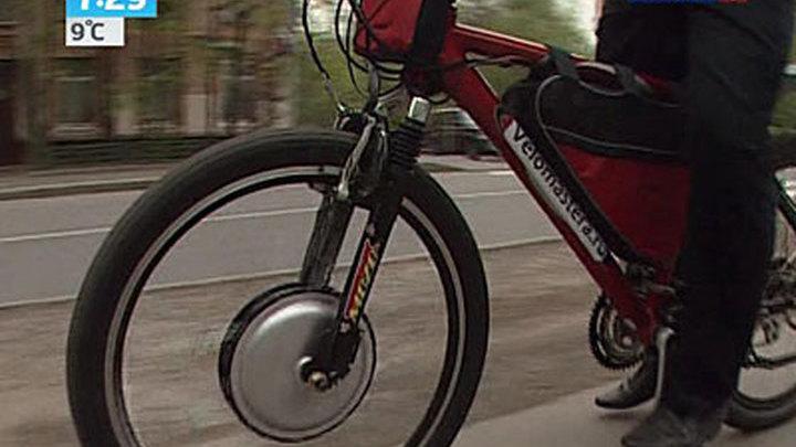 Как сделать так чтобы велосипед ехал сам