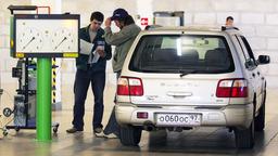 Реформа техосмотра: штраф за езду без ТО составит 2000 рублей