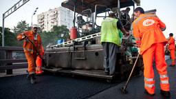 В Москве будут испытывать пластиковые дороги