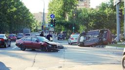 Вафли - спасут перекрестки Москвы от заторов