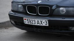 ГИБДД откроет охоту на машины с иностранными номерами