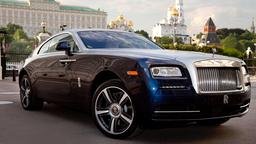 В России начали массово пропадать роскошные машины