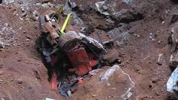 В Татарстане грузовики провалились под землю после ремонта полотна