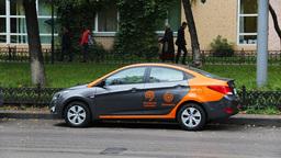 В столичном каршеринге появились автомобили премиум-класса