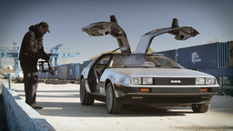 Владельца купе DeLorean DMC-12 оштрафовали за попытку попасть в будущее