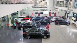 Власти ожидают дальнейший спад автопроизводства в России