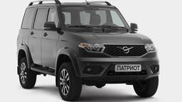 Внедорожник УАЗ Patriot примерит на себя новые системы помощи водителю