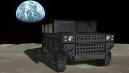 Внедорожник Partisan хотели отправить на Марс, теперь хотят отправить в Кремль