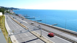 Строительство новой магистрали в районе Сочи заморожено. Надолго