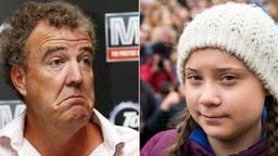 Джереми Кларксон наехал на юную шведскую экоактивистку и назвал ее [********]