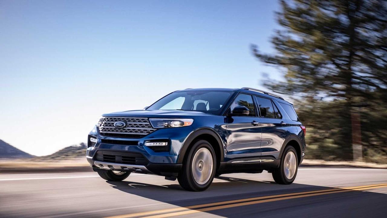 Ford представил новый Explorer