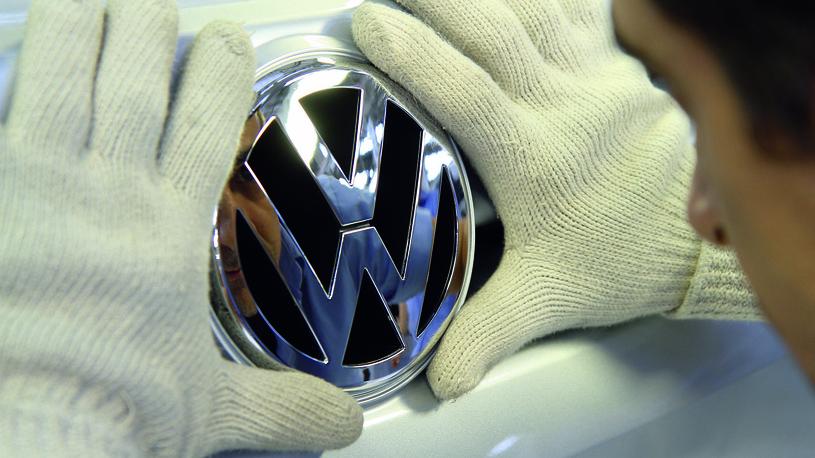 У марки Volkswagen может измениться логотип