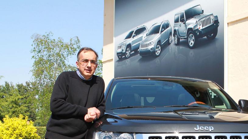 Глава Fiat-Chrysler попал в реанимацию