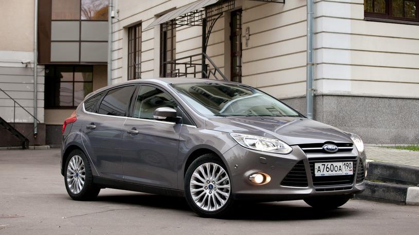 В России нашли почти 4 тысячи дефектных автомобилей Ford