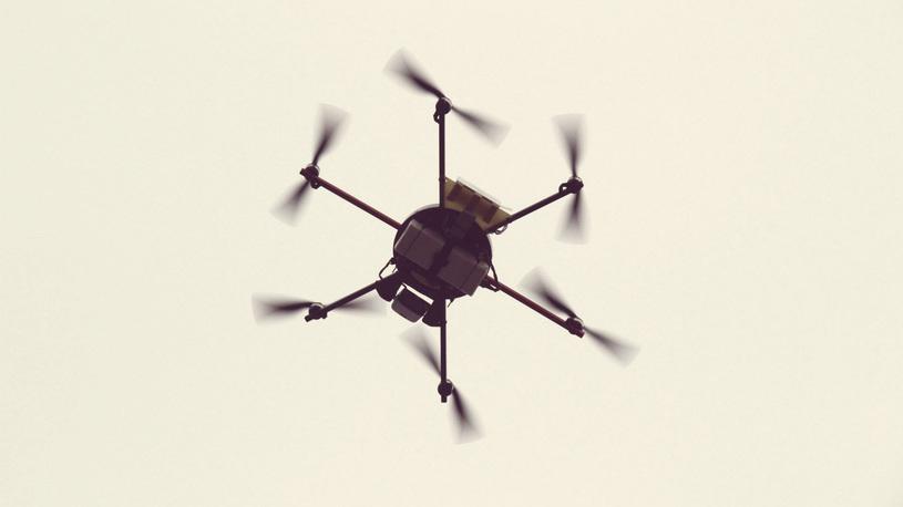 За дорогами Москвы будут следить дроны