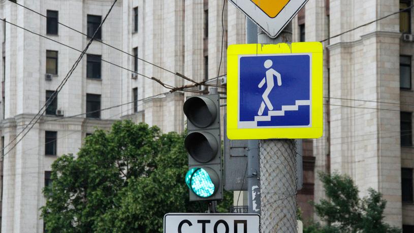 В России появятся новые дорожные знаки и разметка