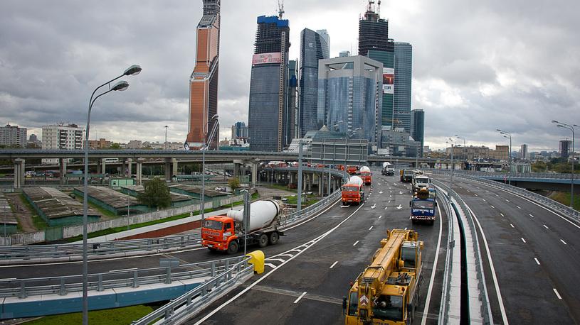 Названы самые опасные дороги Москвы