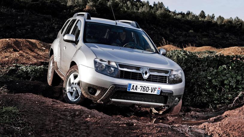В 20 тысячах автомобилей Renault обнаружили дефекты тормозов